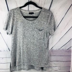 THE LIMITED | gray tshirt size M
